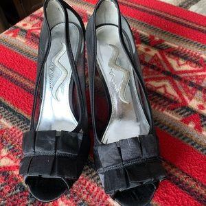 Sexy Black Nina Heels